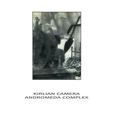 KIRLIAN CAMERA / ANDROMEDA COMPLEX Split - CD / Digipak