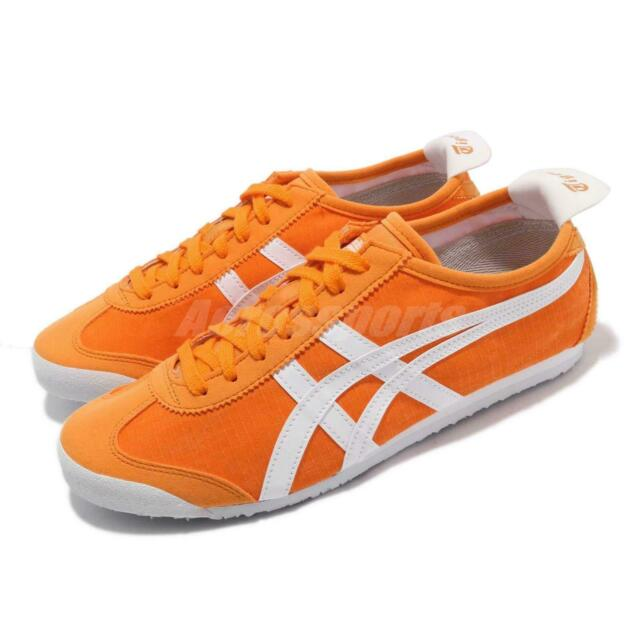 pretty nice 3873a 1dbec Asics Onitsuka Tiger Mexico 66 Citrus Orange White Men Women Shoes  1183A223-800