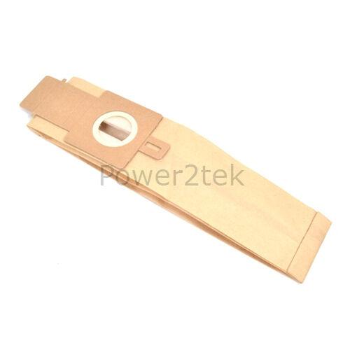 10 x h20 Hoover sacchetti per Hoover pu2130 001 pu2300 u3120 UK STOCK