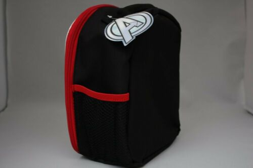 MARVEL AVENGERS INSULATED LUNCH BAG BOX TOTE CAPTAIN AMERICA IRONMAN THOR NEW