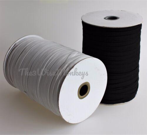Cordón Elástico-Con cable de 10//1//3 Pulgadas//8 mm