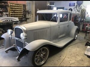 1931 Oldsmobile Coupe F31