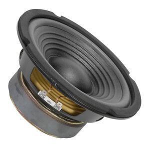 "Goldwood GW-206/4 6-1/2"" OEM Woofe 4 ohms 180 Watts 88 dB 1.5"" Coil"