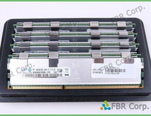 MINT 16GB Samsung PC3L-8500R DDR3L 1066 4Rx4 Server Memory RAM M393B2K70CM0-YF8