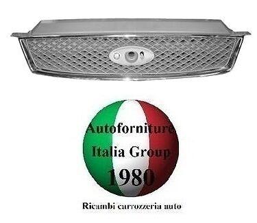 GRIGLIA RADIATORE C//BORDO CROMATO MASCHERA ANTERIORE FORD C-MAX 03/>07 2003/>2007