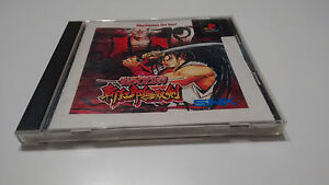 Samurai-Showdon-3-Spirits-Sony-PS1-PSX-PS3-PlayStation-NTSC-J