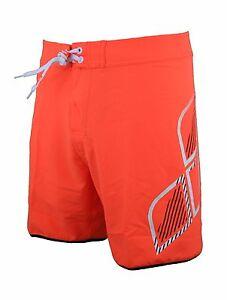 Bermuda-pantaloncino-uomo-sport-Arena-arancione-fluo