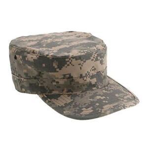 Image is loading Military-Hat-Combat-Hats-Army-Ranger-RipStop-Patrol- fa9b725db0e
