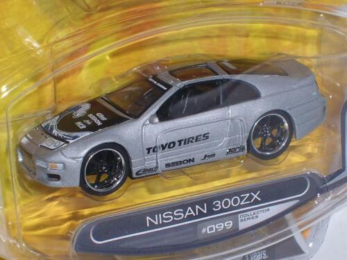 Nissan 300zx 300 Zx Silber Tuning Neu Ov 1//60 1//64 Jada Modellauto Modell Auto