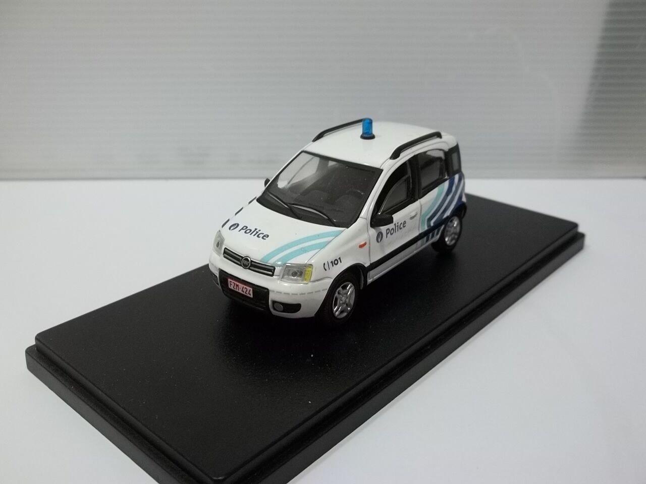 Delta models sc1 43 fiat panda polizia locale belga