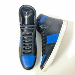 139fc2064e53d Saint Laurent SL 10 High Top Signature Court Classic Sneaker Royal ...