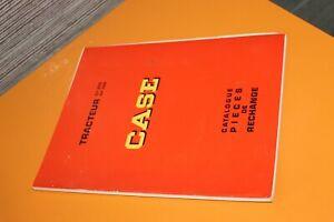 230b Case Catalogue Pièces De Rechange Tracteur Cf 250 Cf 350 Ebay