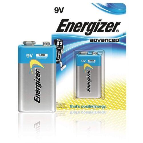 3x 9V E-Block Alkaline-Profi-Batterie 6LR61 MN1604 Energizer ECO adcanced