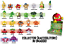 SUPER-FOODIES-ESSELUNGA-PERSONAGGI-3D-E-CARTE Indexbild 3