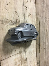 Classic Fiat 500 Bottle Opener Model Pewter Beer Classic CHRISTMAS Coca Cola BBQ