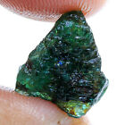 5.28ct.1 Pcs. Forest Green Apatite Rough Natural Gemstone Unheated Free Ship