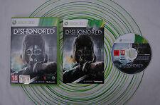 Dishonored xbox 360 pal