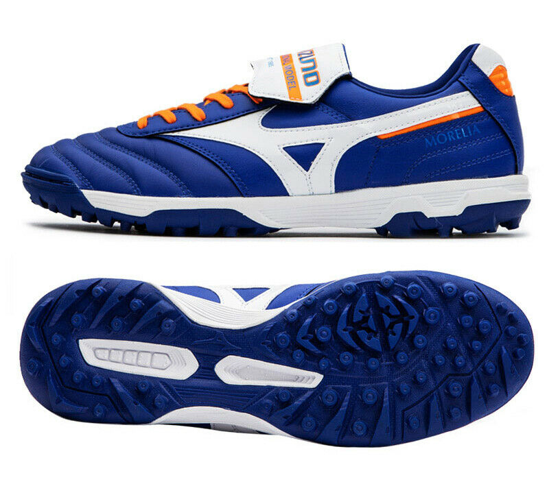Mizuno Morelia II AS (P1GD191401) Soccer Cleats Football laarzen Futsal schoenen