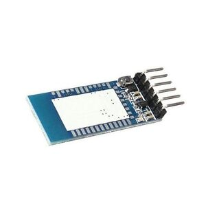 Details about 1PCS Bluetooth Serial Transceiver Module Base Board with  clear Button HC-05 06