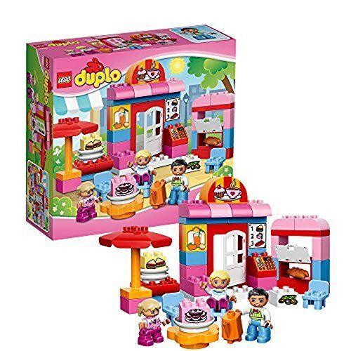 LEGO Du Pro City Cafe 10587 NEW from Japan