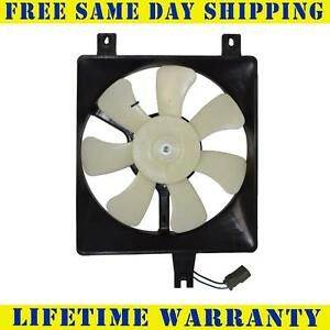 Replacement AC Condenser Fan Assembly For Honda Accord
