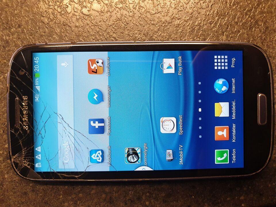 Samsung Galaxy s3, God