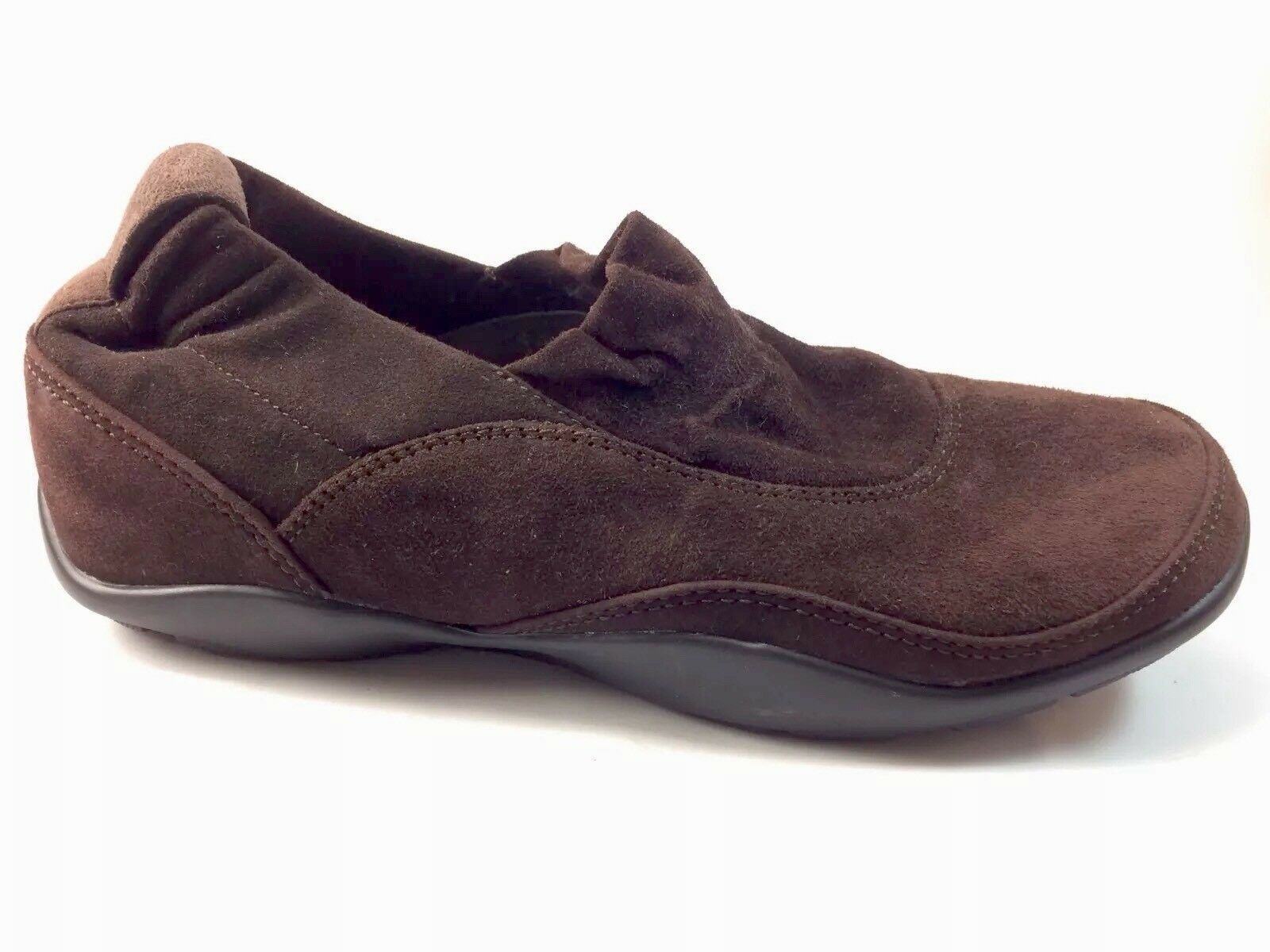 tutti i beni sono speciali Dansko donna's Marrone Suede Stretch Slip On On On scarpe Dimensione 6 EU 37  169  marchi di moda