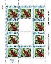 Nederland 2012 Ucollect Natuur 6 kikker frog frosh  vel postfris/mnh
