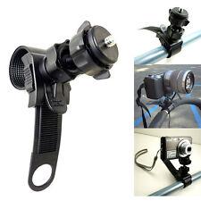 GE DV1 Flip Mino Ultra HD Video Camera Camcorder StrapOn Bike Motorcycle Mount