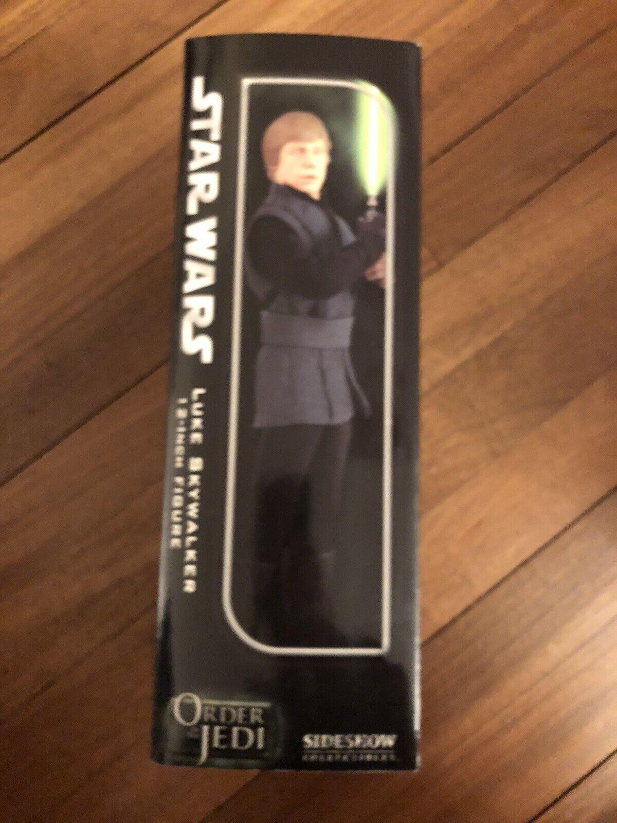 Sideshow Star Wars ordine dei Jedi Luke Luke Luke SKYWALKER JEDI MASTER AF SSC1120 765193