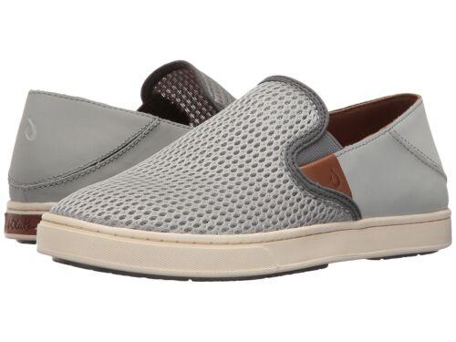 Chaussures Slip Femmes On Gris Pour Olukai 20271 Pg26 R54j3AL