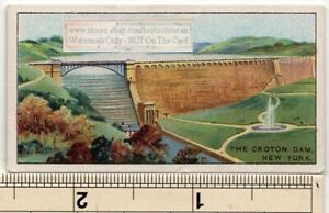 Croton-Dam-Spillway-New-York-City-Water-Supply-100-Y-O-Ad-Trade-Card