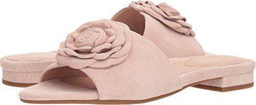 Taryn Rose Damenschuhe Violet Select Silky Suede Slide Sandale- Select Violet SZ/Farbe. f6ae54