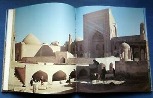 1973-Russian-English-Soviet-USSR-Book-Khiva-City-Town-Architecture-Uzbekistan