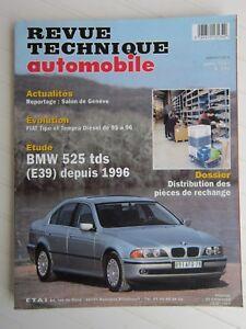 revue technique bmw 525 tds e39
