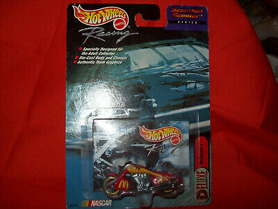 Hot Wheels Racing Deluxe #94 McDonald/'s Bill Elliott Scorchin/' Scooter New