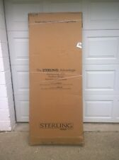 Sterling 5375ez 57s Finesse By Pass Shower Door With Quick Install