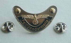 Feldgendarmerie-EK-Adler-Militaery-Militaria-Pin-Button-Badge-Anstecker-350