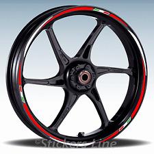 Adesivi ruote moto strisce cerchi per DUCATI HYPERMOTARD Racing3 stickers wheel
