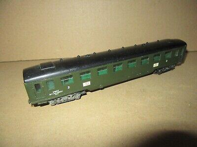 107i Hornby 733 Macchina Sncf 2ème Classe Parigi Lille 20031 Ho
