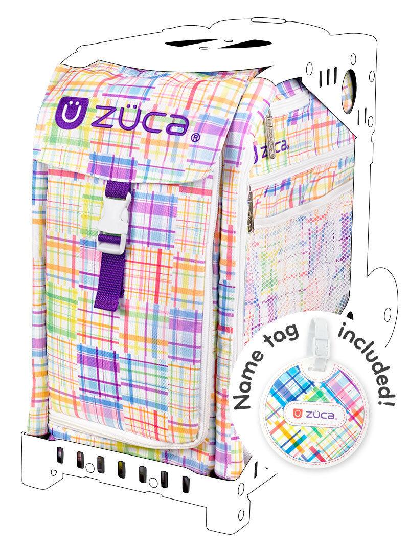 ZUCA Sports Insert Bag - PATCHWORK - No Frame