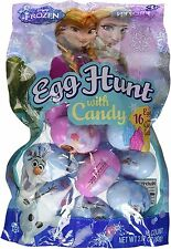 Disneys Frozen Candy-filled Plastic Easter Eggs, 16 count
