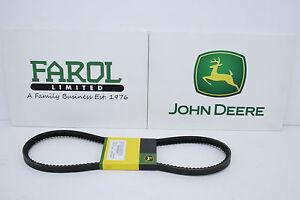 Genuine John Deere MIU800681 Belt X740 X744 X748 Gator HPX 4x2 4x4 ... 8a09319c8c3