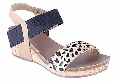 Corkys Youth Girl/'s Future Shoes Cheetah W8 az NEW