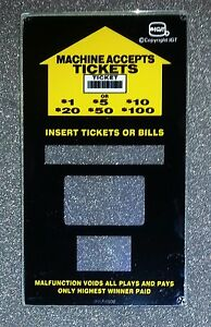 Slot Machine Bill Validator Hack