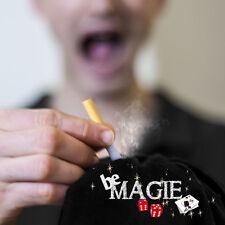 Cigarette dans le tee-shirt - Tour de magie