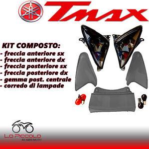 KIT-FRECCE-FUMEE-COMPLETO-ANTERIORI-POSTERIORI-YAMAHA-TMAX-T-MAX-500-2001-2007