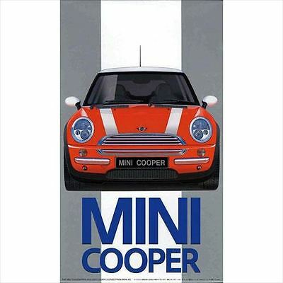 Fujimi RS-19 1/24 BMW New MINI COOPER Limited Ver. from Japan Very Rare