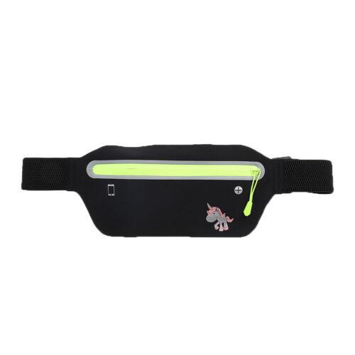Waist Belt Bum Bag Jogging Running Travel-Pouch Keys Phone Money Faddish HQ