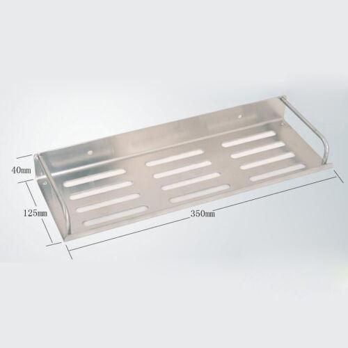 Chrom Edelstahl 1 Brett Badezimmer Dusche Aufhängeleiste Regale Organ